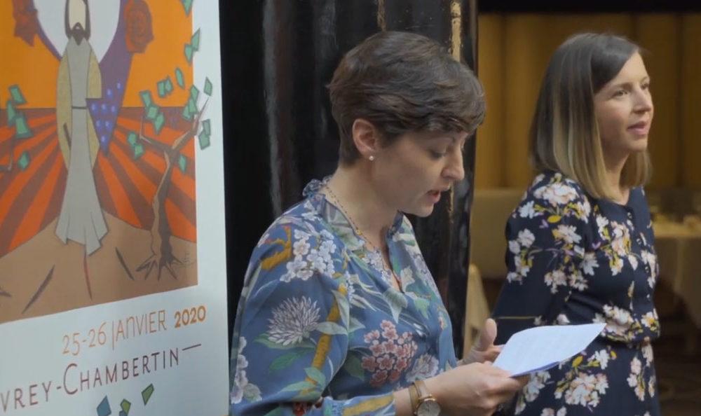 Visuel actualité lancement des diners de gala de la Saint-Vincent Tournante 2020