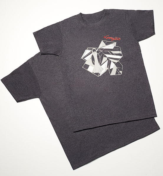 Saint Vincent Tournante Gevrey Chambertin 2020 - T-shirt homme