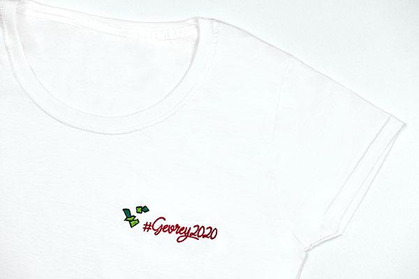 Saint Vincent Tournante Gevrey Chambertin 2020 - T-shirt femme