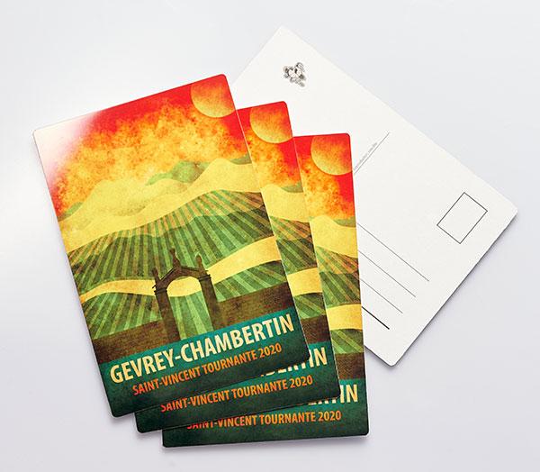 Saint Vincent Tournante Gevrey Chambertin 2020 -